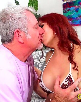 Hot Mature Sex with Latina Claudia Fox