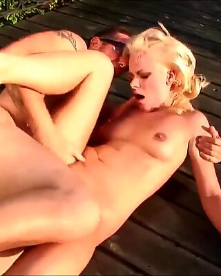 Sunny Skies Gets Ass Drilled