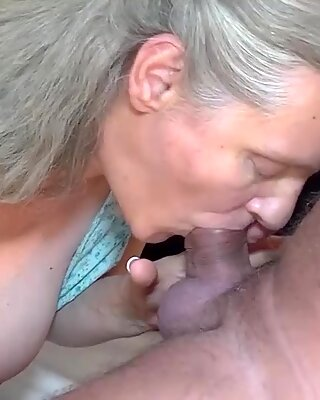 72 years old mom fucked by grandpa